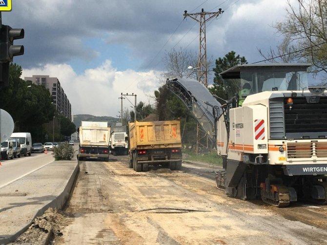 Bursa Belediyesi kısıtlama günleri durmak bilmiyor