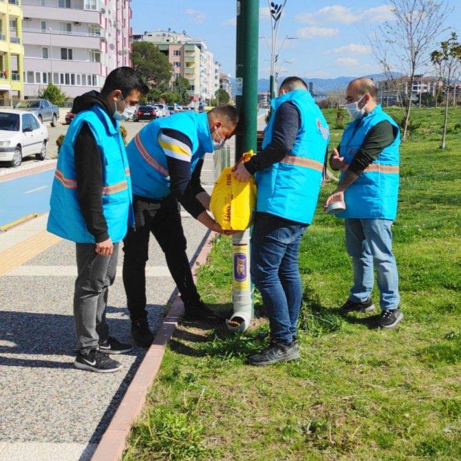 """AK Gençler """"Can Dostlar Yaşasın"""" projesine başarıyla devam ediyor"""