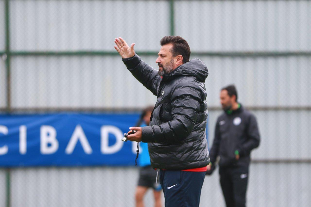 Deplasman hazırlıkları! Çaykur Rizespor-Antalyaspor maçı hazırlıkları başladı