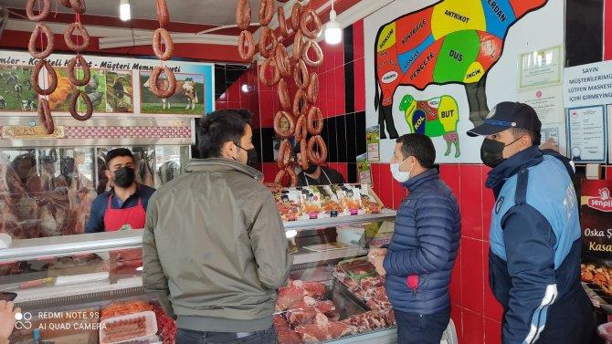 Ramazan öncesi Çaldıran'da fiyat denetimi yapıldı