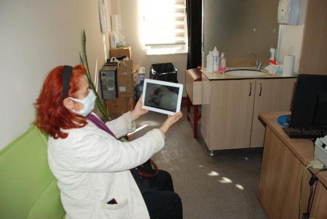 Atatürk Devlet Hastanesi'nde hasta ziyaretleri online olacak
