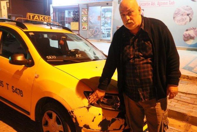 Taksi kaçıran kadından şaşırtan savunma:  'Aklıma esti, öyle yaptım'