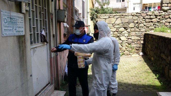 Zonguldak'ta ihtiyaç sahibi ailelere sıcak yemek götürülecek