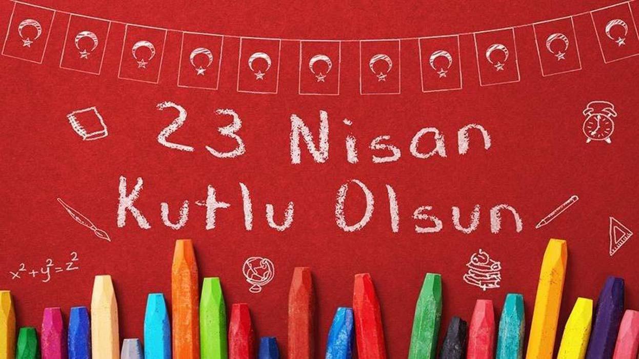 23 Nisan ile ilgili sözler, mesajlar   23 nisan kutlu olsun sözleri resimli 2021