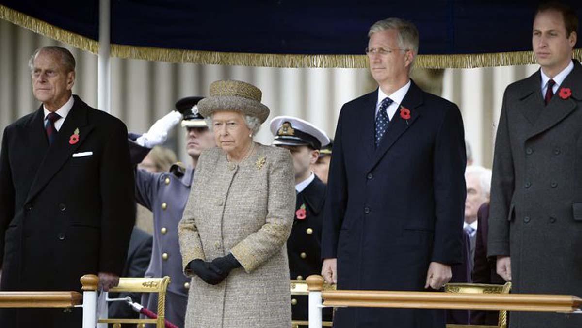 Edinburgh Dükü Prens Philip cenaze töreni gerçekleştirildi!