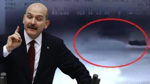 İçişleri Bakanı Soylu'dan Yunanistan'a sert tepki!