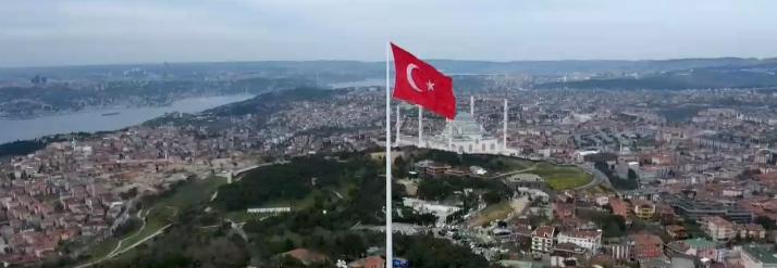 Cumhurbaşkanı Erdoğan 23 nisan töreninde konuşuyor