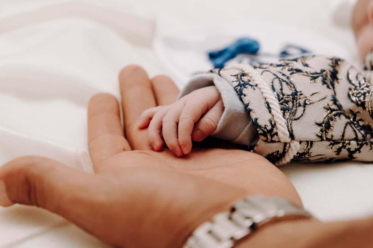 Fas'ta inanılmaz olay: Malili kadın tek seferde 9 çocuk doğurdu!