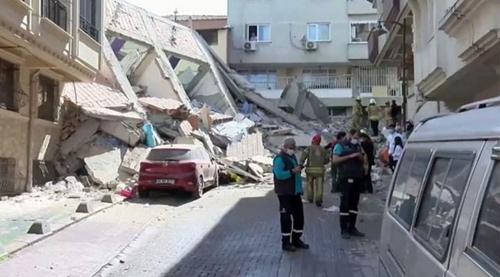 Zeytinburnu haber son dakika! Çöken bina ölü ve yaralı var mı? Son durum ne?
