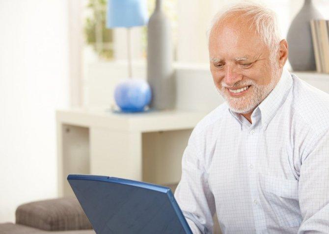 İnternetin ünlü fenomeni 'Acısını saklayan Harold'dan üzücü haber: Koronavirüse yakalandı!