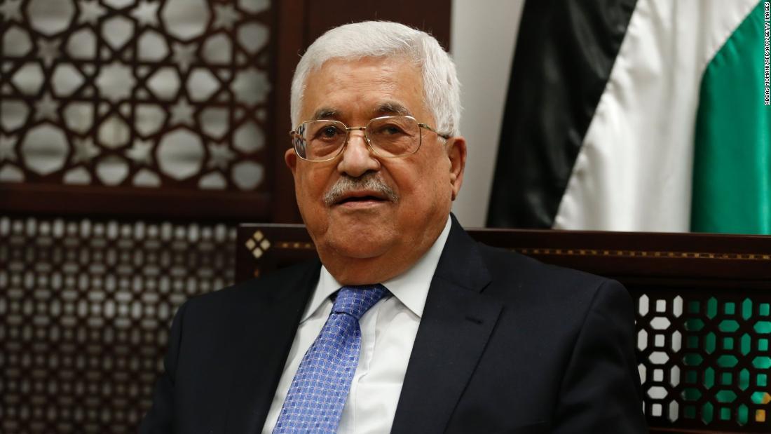 SON DAKİKA Cumhurbaşkanı Erdoğan Filistin Devlet Başkanı Abbas ile görüştü