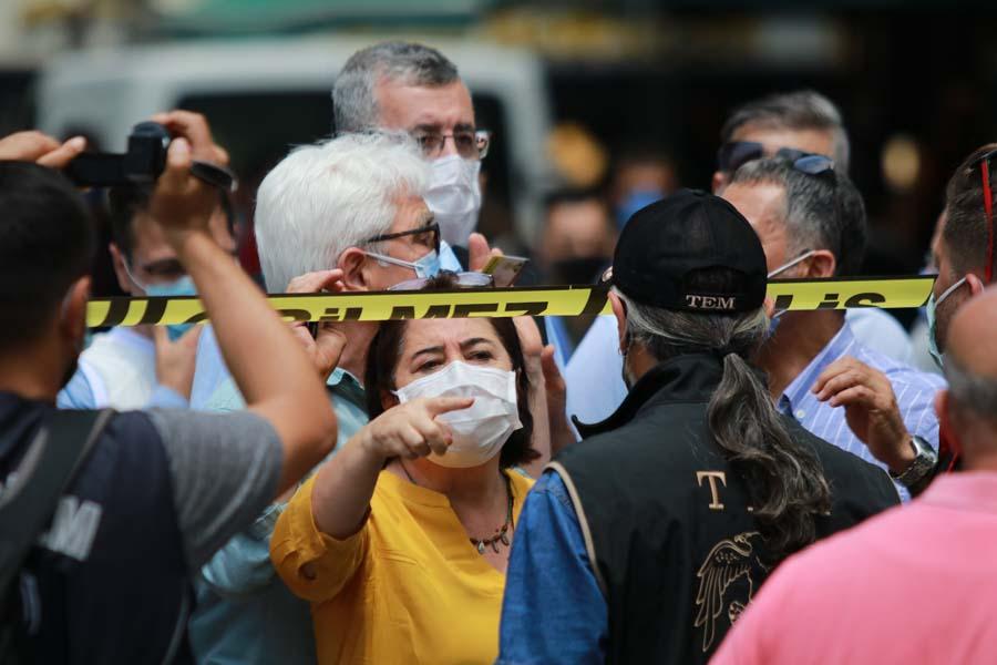 HDP İzmir İl Başkanlığında Deniz Poyraz'ı öldüren Onur Gencer'in ifadesi kan dondurdu: Başka kişiler olsaydı onları da öldürürdüm!