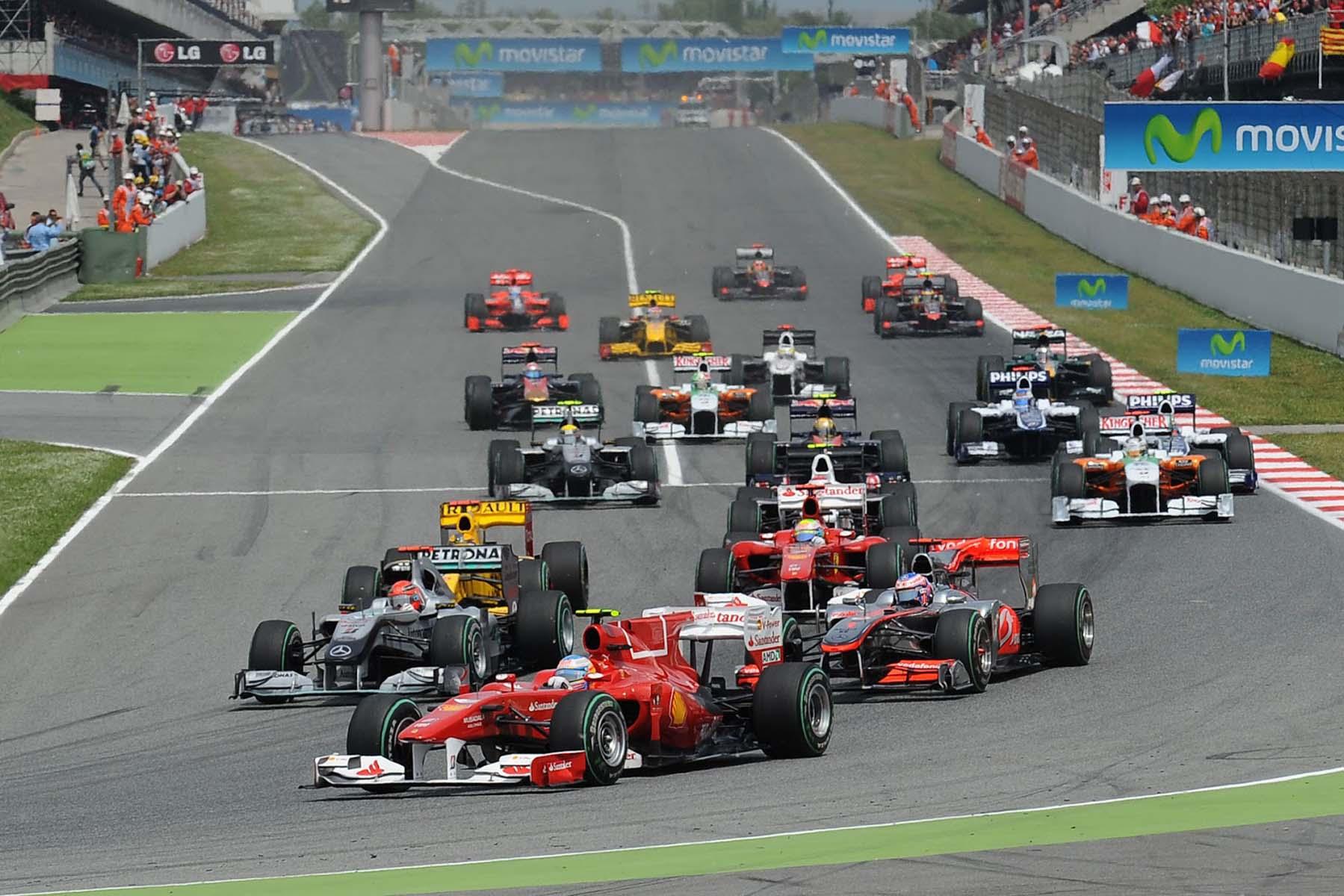 Formula 1 Fransa GP ne zaman, hangi gün, saat kaçta, hangi kanalda 2021 ? Şifreli mi, şifresiz mi?