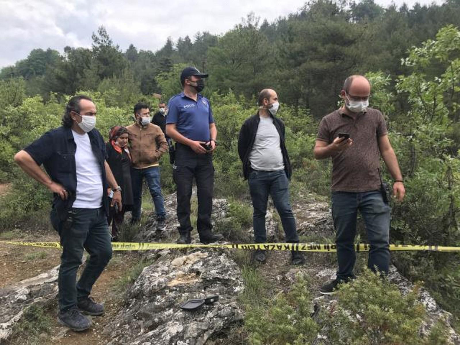 Kayıp işçiden acı haber! Cansız bedeni 100 metrelik kanyonda bulundu