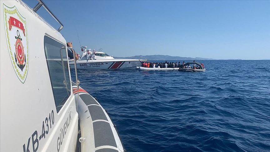 Ölümün kıyısında umuda yolculuk yine hüsranla bitti! 70 sığınmacının imdadına Türkiye yetişti