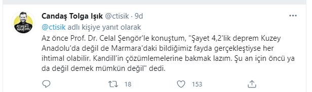 Prof. Dr. Celal Şengör, İstanbul'da meydana gelen depremi değerlendirdi