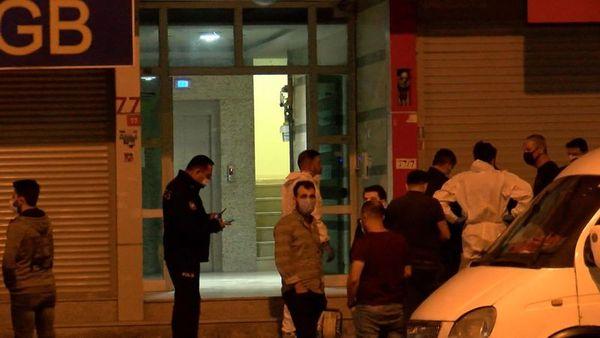 İstanbulda ilginç olay! Bomba var, yaklaşmayın! notu yazan evden anne ve oğlun cansız bedeni çıktı