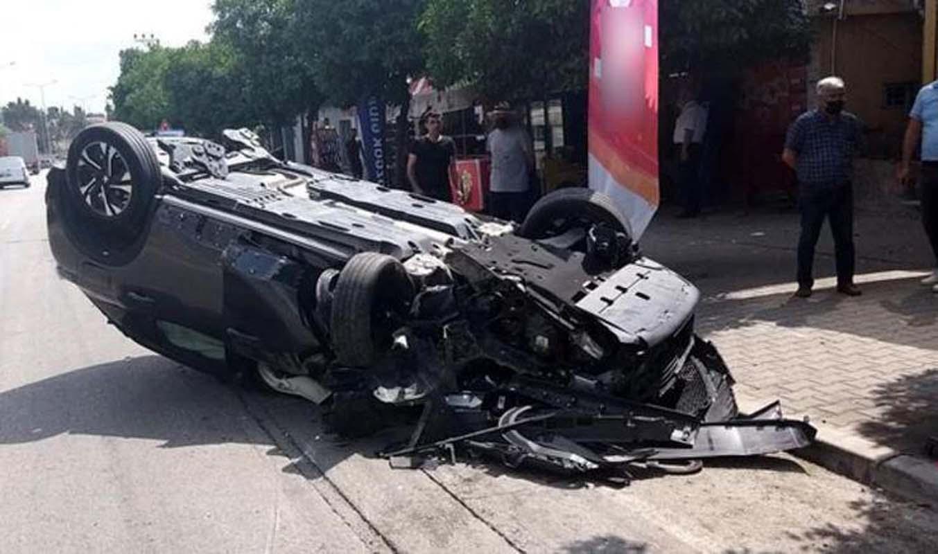 Kullandığı araç takla atmıştı! İlker Aksum kaza sonrası ilk kez konuştu!