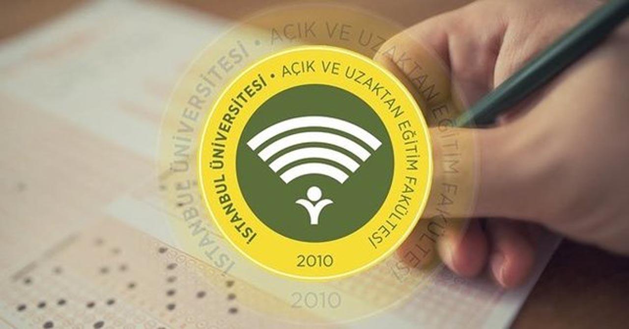 auzef.istanbul.edu.tr: AUZEF bahar dönemi final sınav sonuçları sorgulama ekranı!