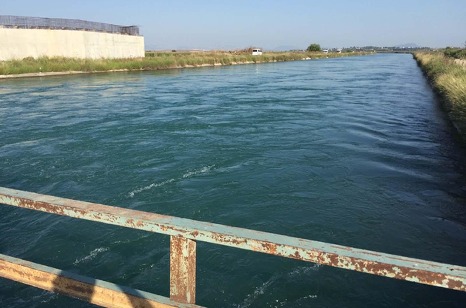 Sulama kanalında boğulan Berat'ın son sözü Beni kurtarın! olmuş