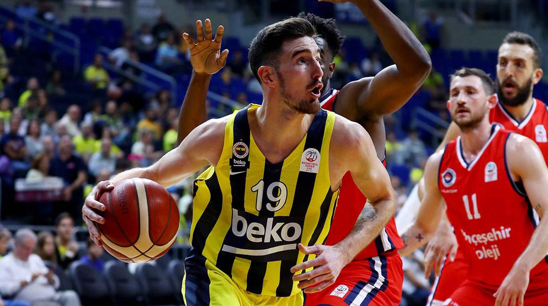 Son dakika | Beklenen oldu: Fenerbahçe Beko, Nando De Colo ile sözleşme uzattı