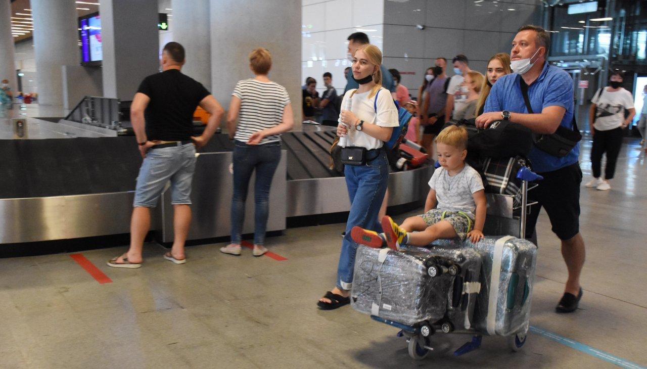 Turizmde heyecan yaratan hareketlilik! Muğla'da Rus çıkarması! Rusya'dan ilk turist kafilesi geldi