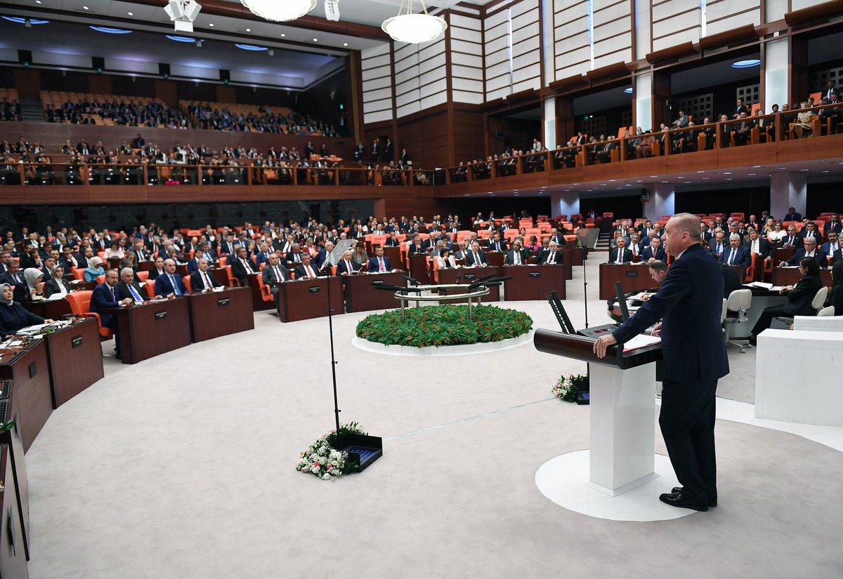 Resmi Gazete'de yayımlandı: Meclisin tatili iptal edildi! Çalışma süresi uzayacak!