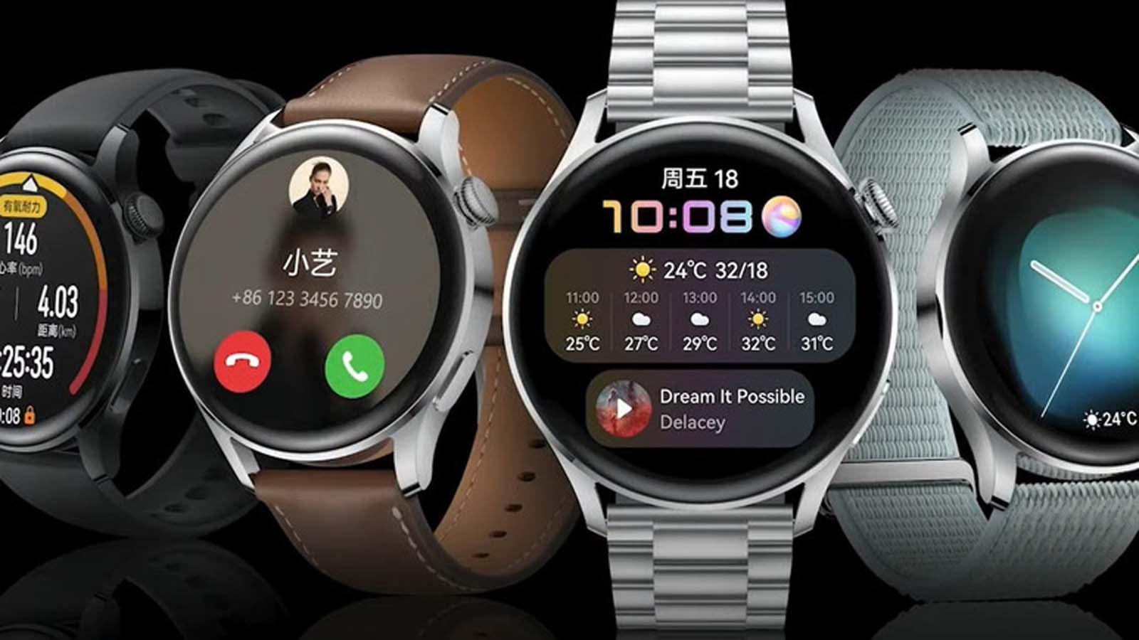 Yıldız futbolcunun imzası Watch 3 Pro' nun tasarımı oldu