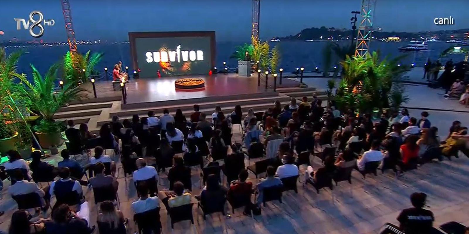Survivor canlı yayın izle | TV 8 canlı izle Survivor