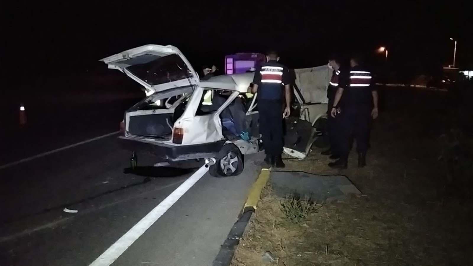 Fethiye'de korkunç kaza: 3 ölü, 5 yaralı