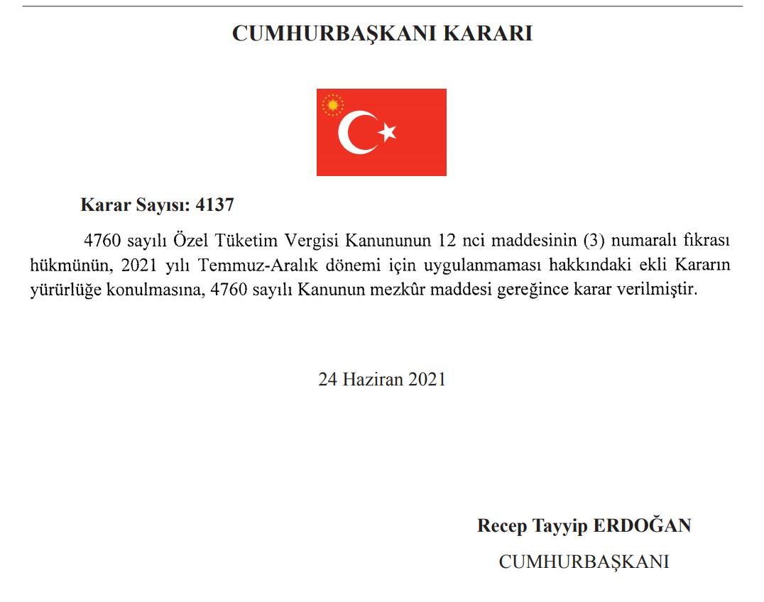 Sigara ve alkole zam gelecek mi? ÖTV kararı Resmi Gazete'de yayımlandı!