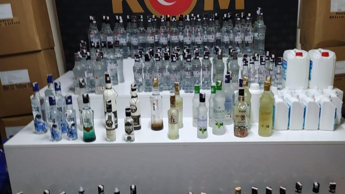 Sahte içki can almaya devam ediyor! Tekirdağ'da hayatını kaybedenlerin sayısı 2'ye yükseldi, 2 şüpheli tutuklandı!