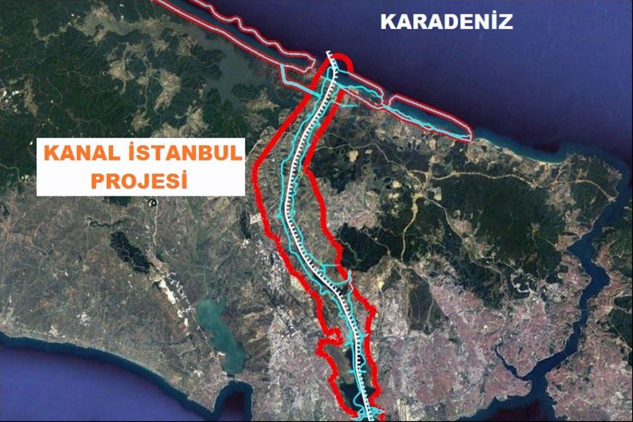 Kanal İstanbul iş başvurusu | Kanal İstanbul Projesi nasıl başvurulur? Şartları neler?