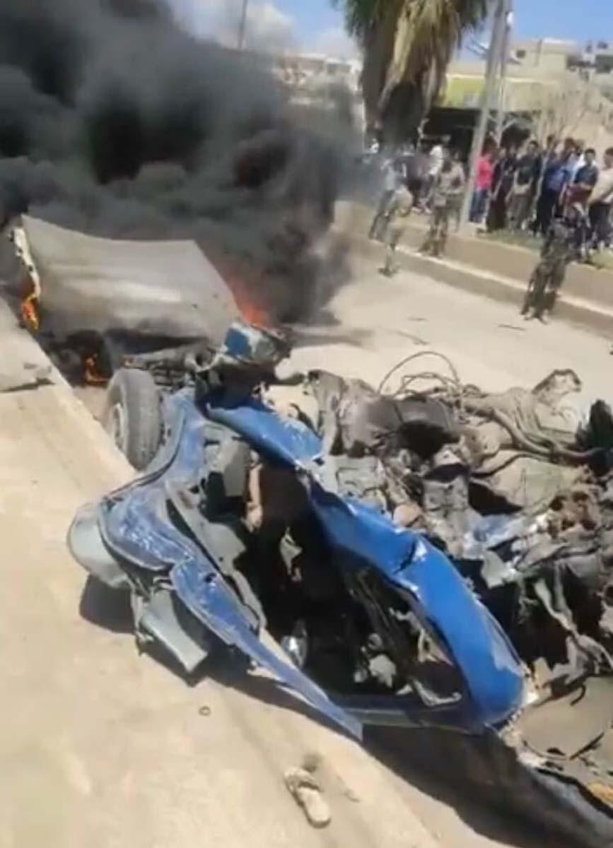 Son dakika   Afrin'de sivillere yönelik hain saldırı: 3 ölü, 3 yaralı