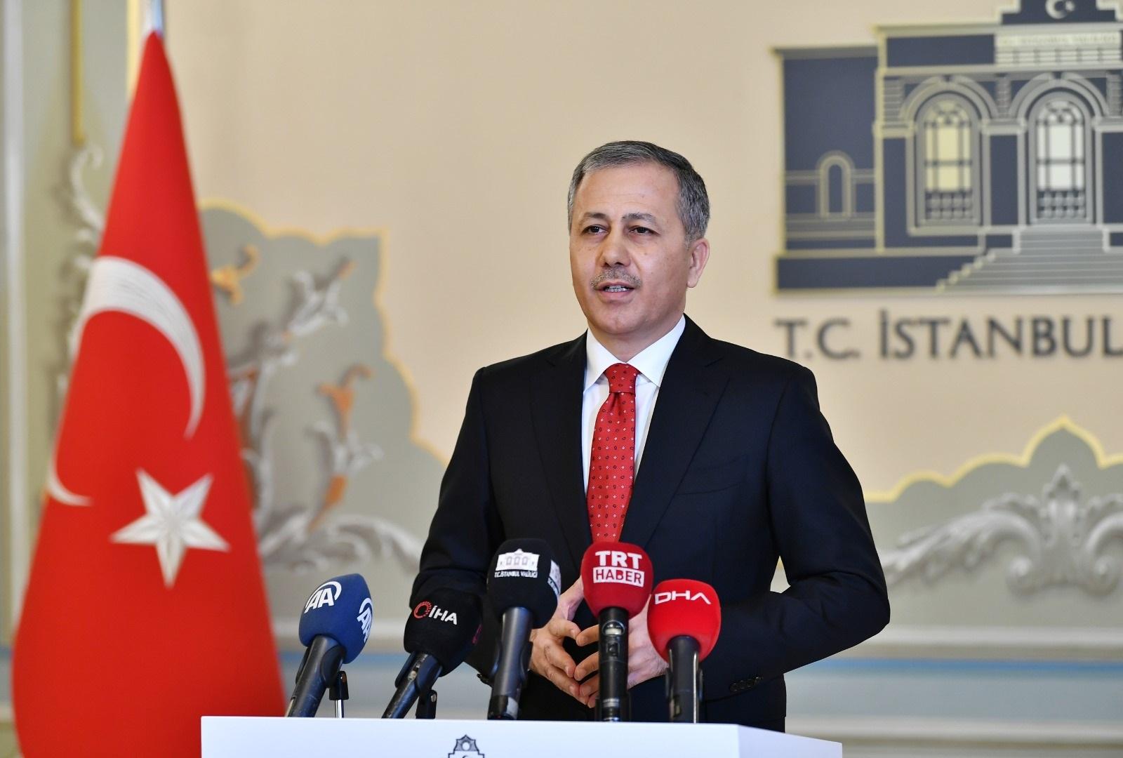 İstanbul Valisi Yerlikaya aşılamadaki son durumu açıkladı: Yüzde 53'e ulaştı