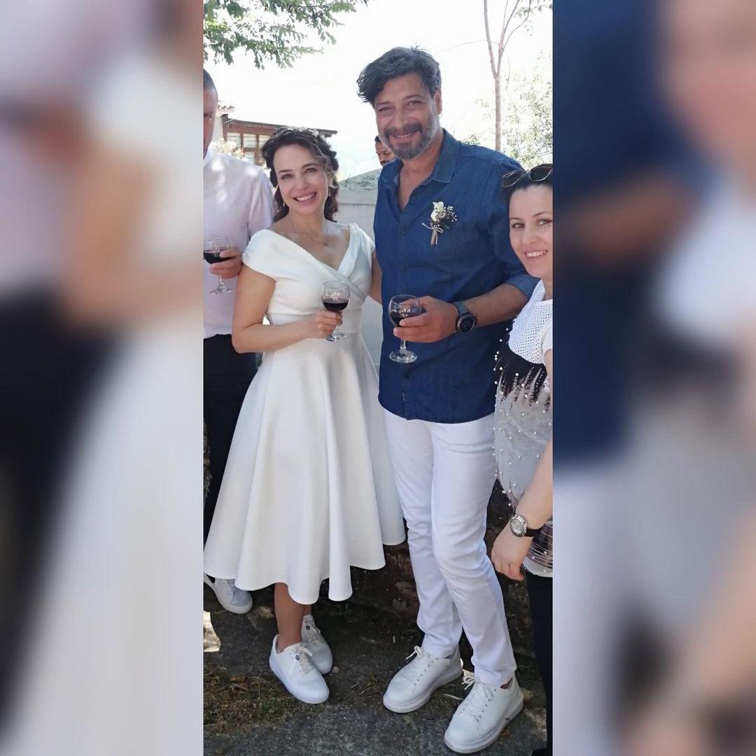 Geçtiğimiz haftalarda evlenmişti! Erdinç Gülener eski sevgilisine hakaretten para cezası ödeyecek