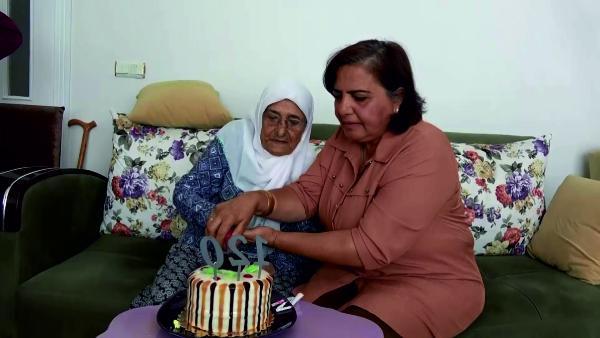 119 yaşındaki şeker nine uzun yaşamın sırlarını verdi
