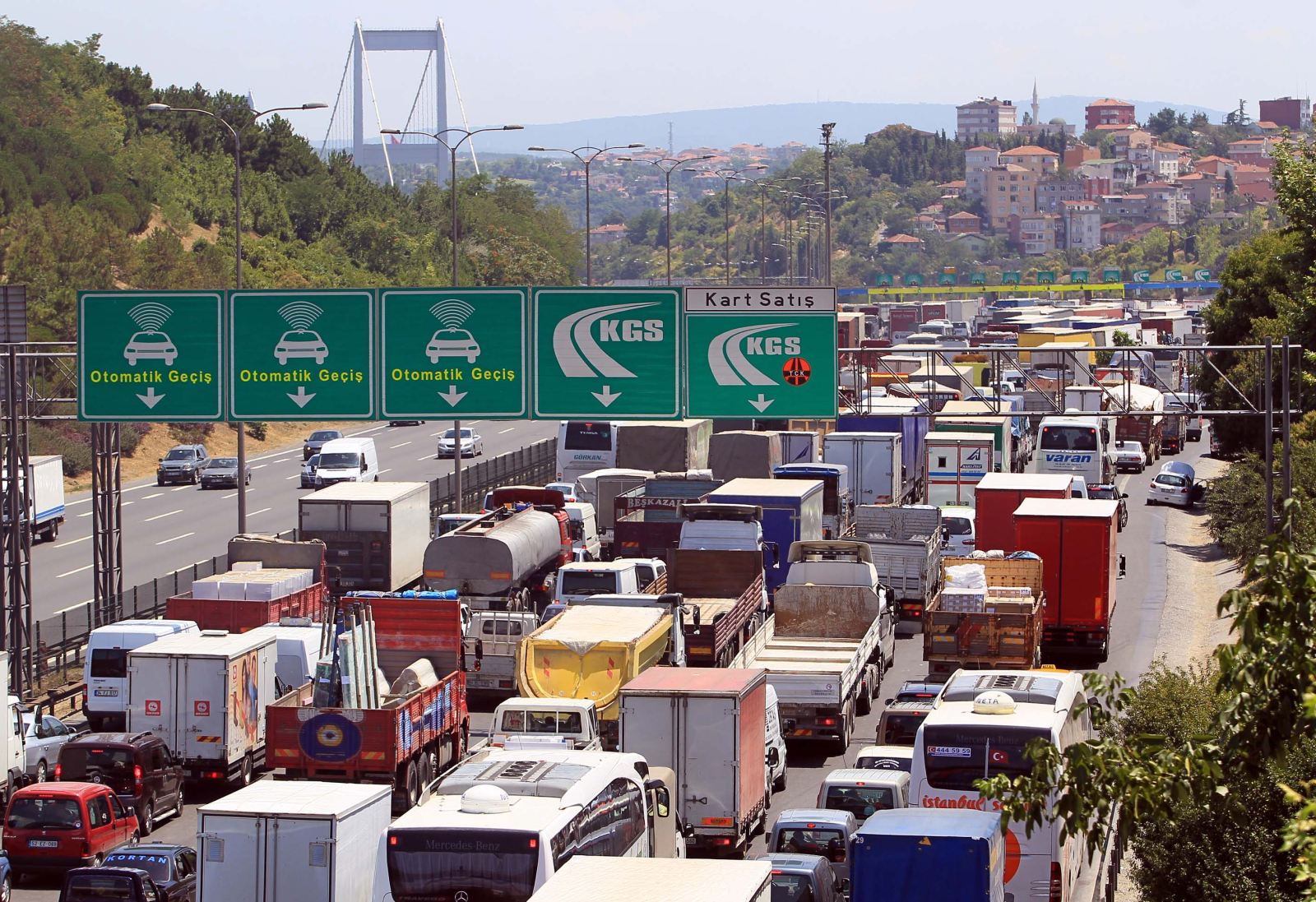 Kurban Bayramında otoyol ve köprüler ücretsiz mi 2021? İşte Kurban Bayramı ücretsiz otoyollar, köprüler...