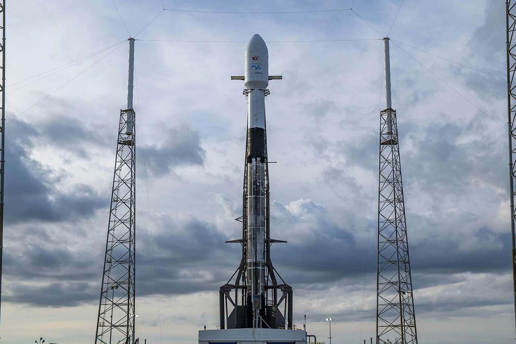 Aylarca süren bekleyiş sona erdi: TÜRKSAT 5A uydusu bugün hizmet vermeye başlayacak