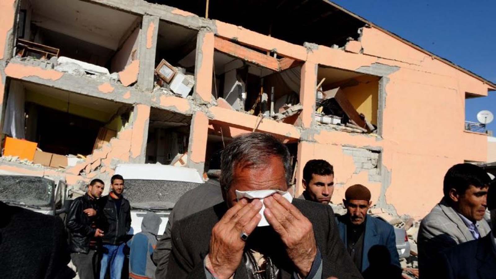 Van depreminde ölen 10 can için sanıklara verilen hapis cezası para cezasına çevrildi!