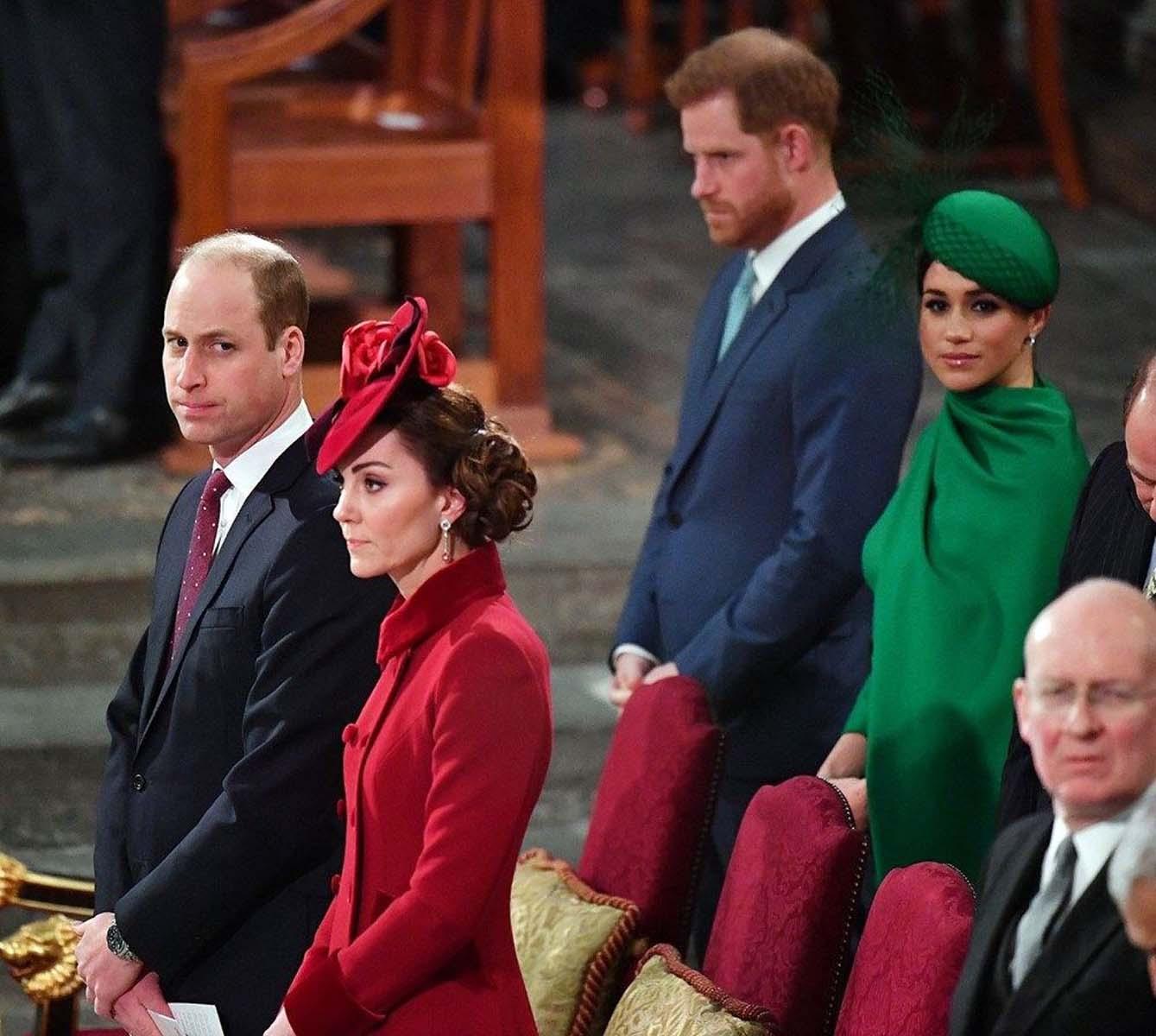 """Prens William, Meghan Markle'ı """"Lanet bir kadın"""" olarak adlandırırdı!"""