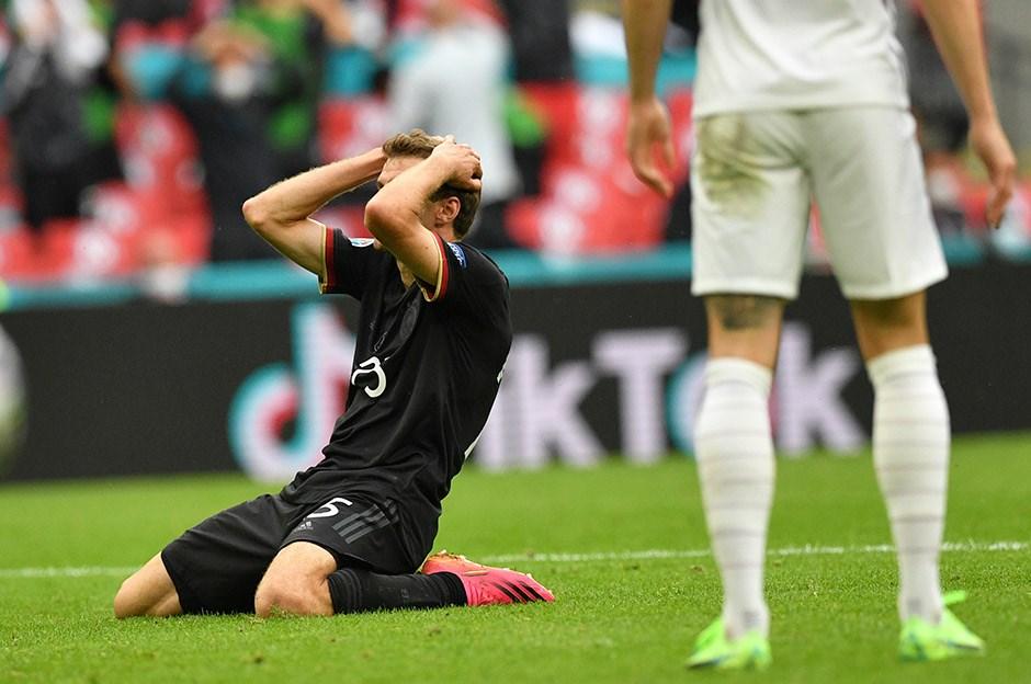 EURO 2020'de ölüm grubu öldü! Hepsi elendi