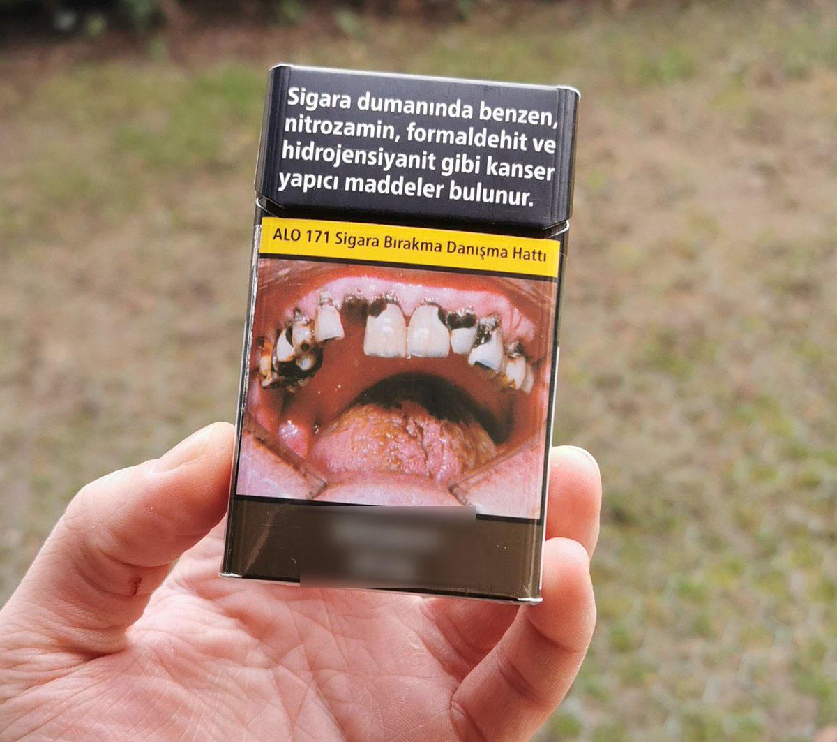 Resmi Gazete'de yayımlandı: Sigara paketleri yeniden güncelleniyor! Amaç özendiriciliği tamamen kaldırmak!