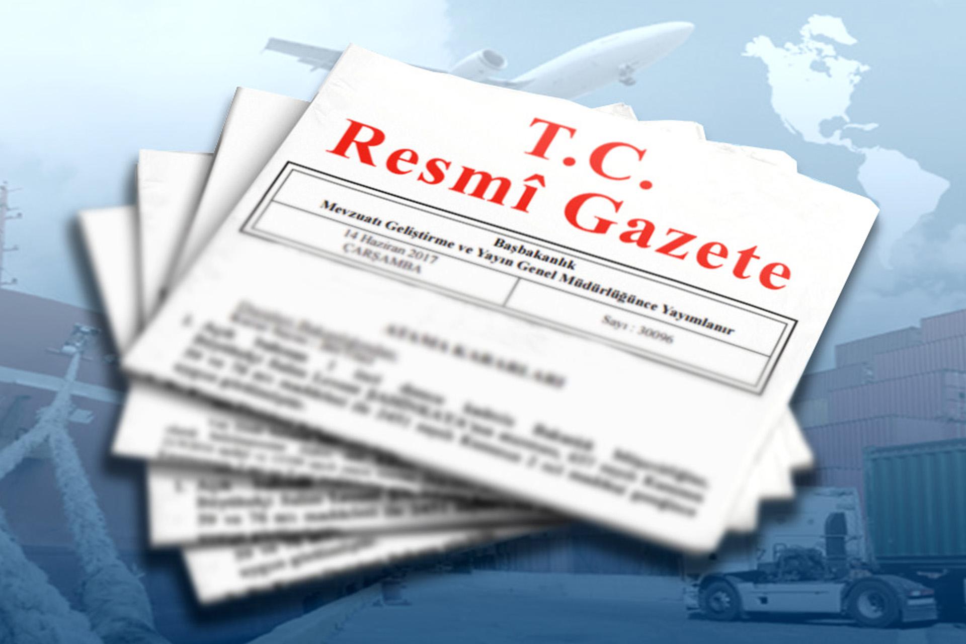 Resmi Gazete'de bugün (30.06.2021)   30 Haziran 2021 Resmi Gazete kararları