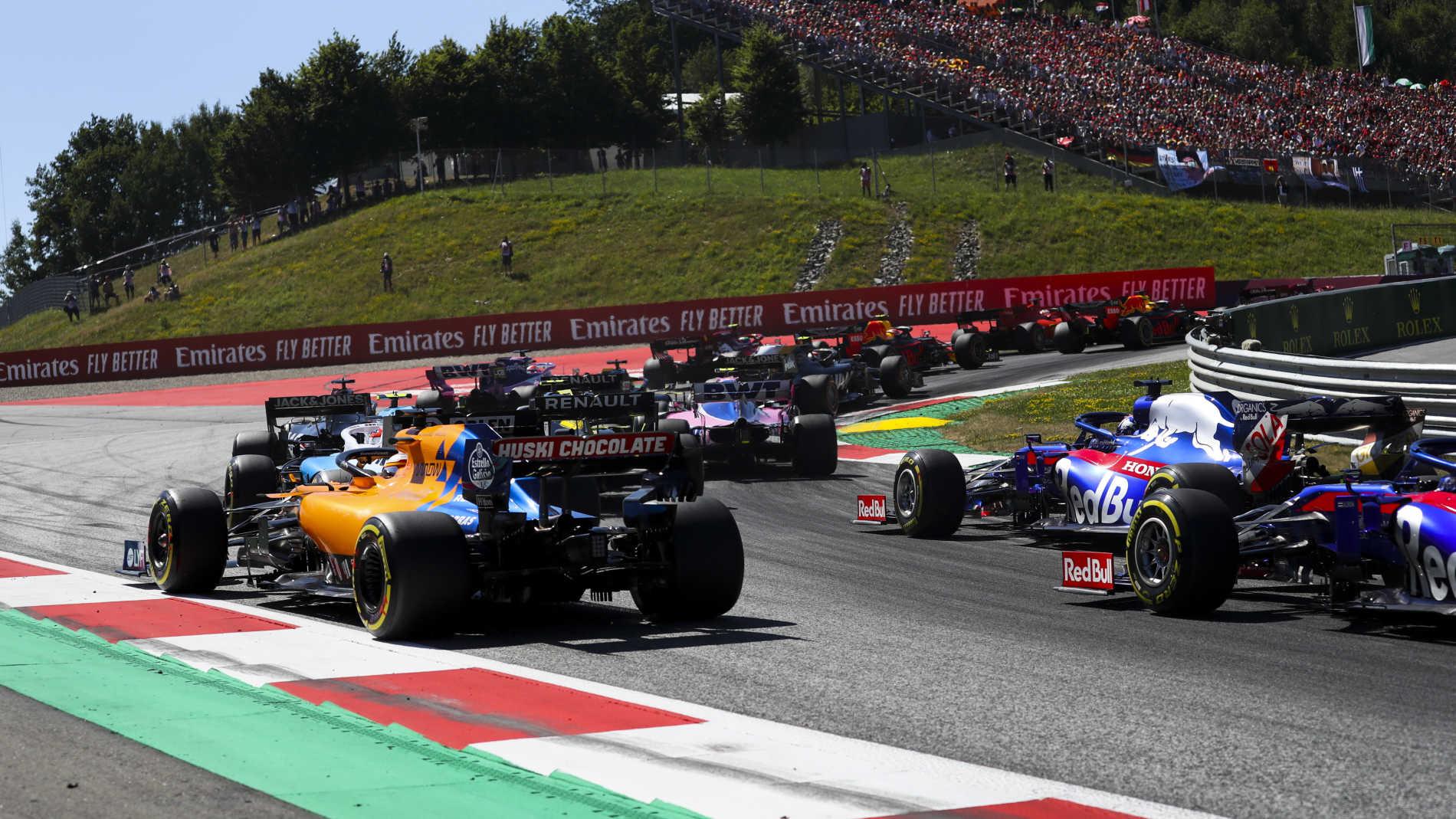 Formula 1 Avusturya Grand Prix ne zaman, hangi gün, hangi kanalda, saat kaçta 2021 ? Şifreli mi, şifresiz mi?