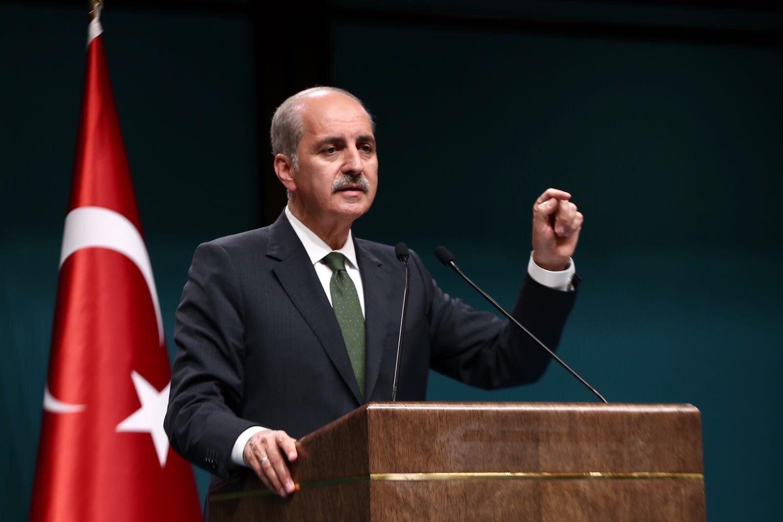 Numan Kurtulmuş, AK Parti'nin oy oranını açıkladı! Muhalefet kara kara düşünmeye başladı