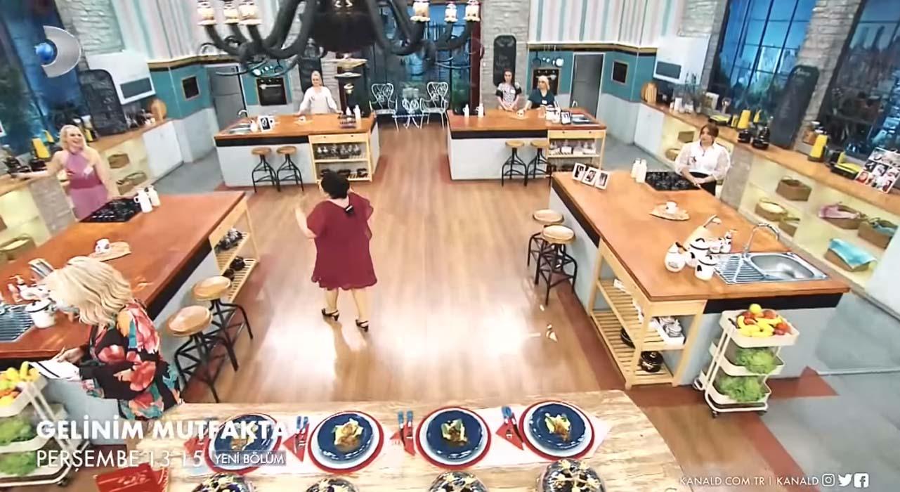 Gelinim Mutfakta 1 Temmuz Perşembe puan durumu   1 Temmuz Gelinim Mutfakta kim birinci oldu?