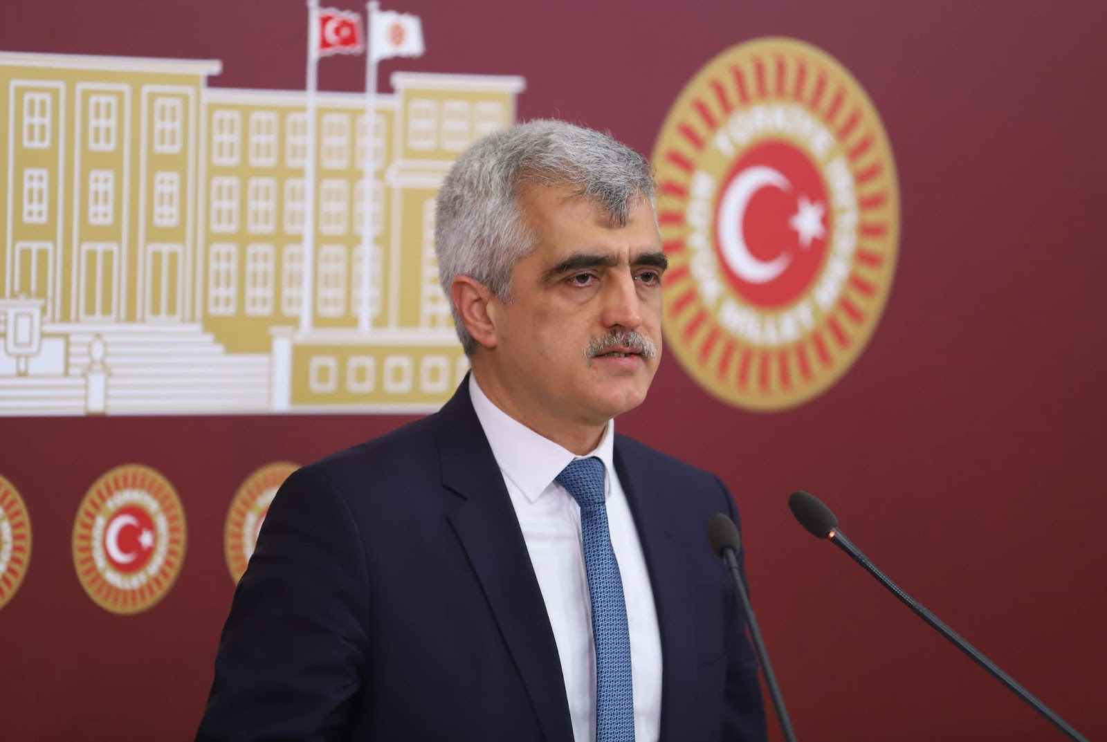 Son dakika | Anayasa Mahkemesinden HDP'li Ömer Faruk Gergerlioğlu kararı