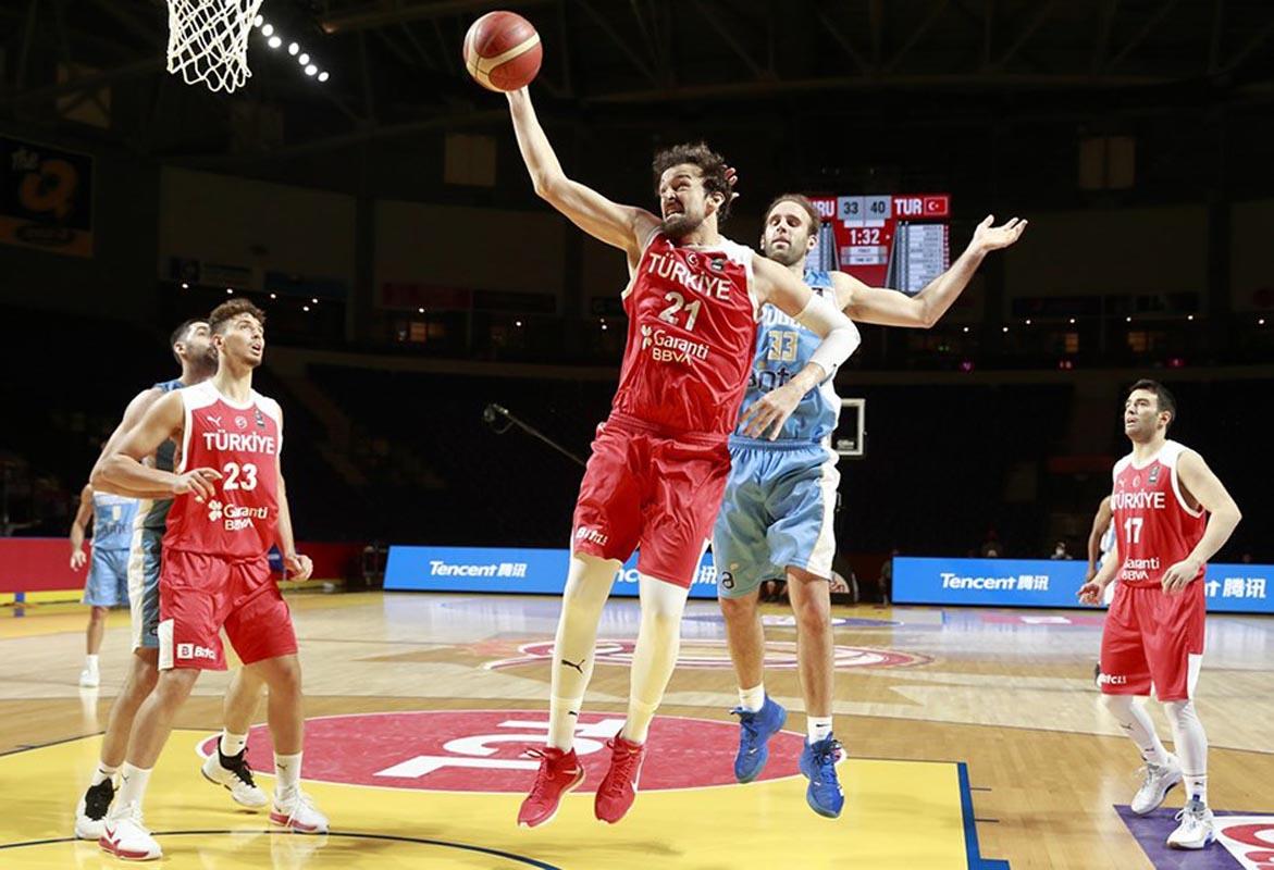 FIBA Erkekler Olimpiyat Elemeleri 2021: Türkiye - Yunanistan maçı, ne zaman, saat kaçta, hangi kanalda? Şifreli mi, şifresiz mi?