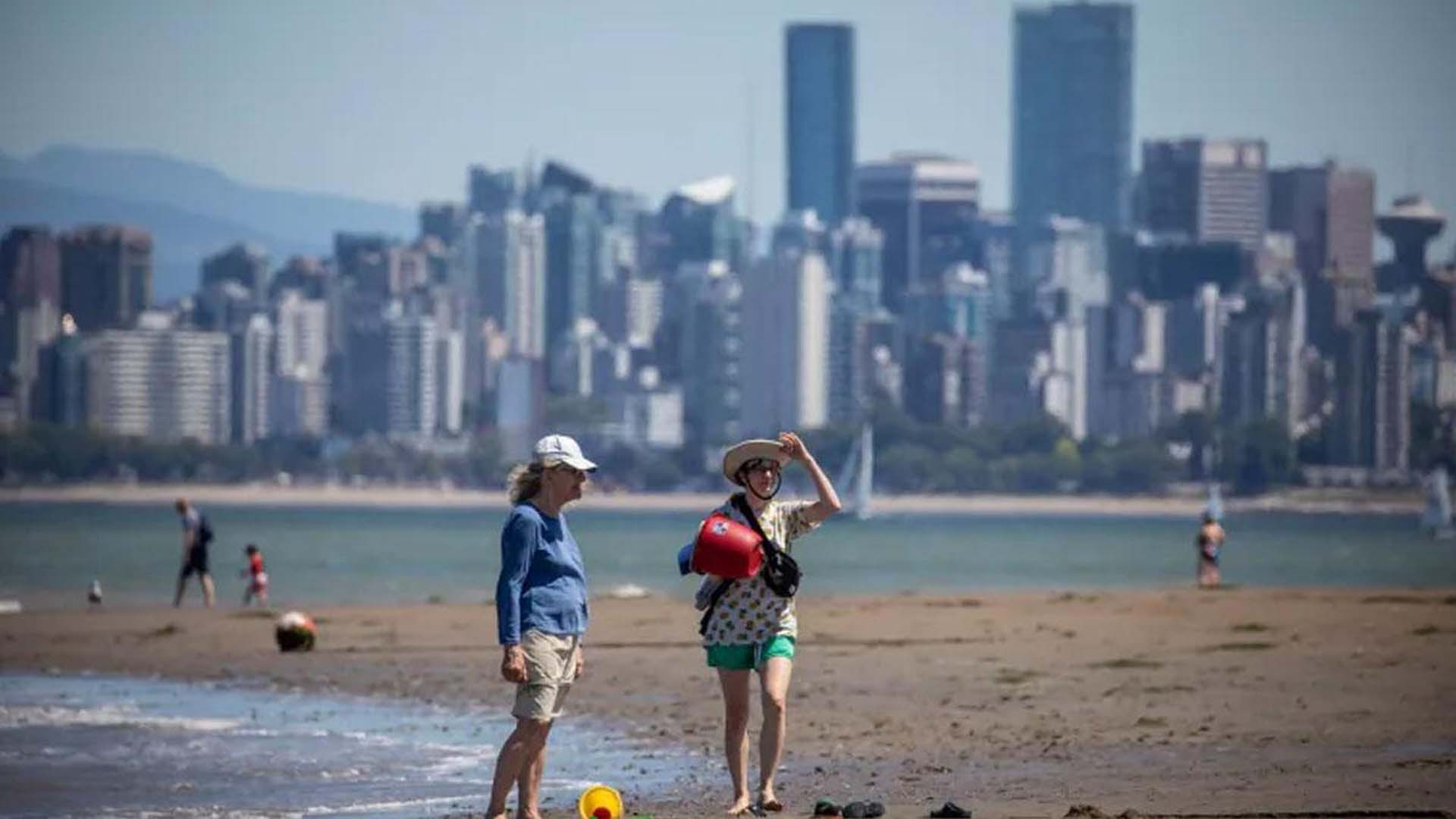 Kanada'da koronavirüs değil, sıcak havalar can alıyor: 1 haftada 719 kişi öldü